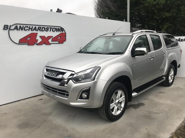 2019 Isuzu D-MAX TWIN TURBO