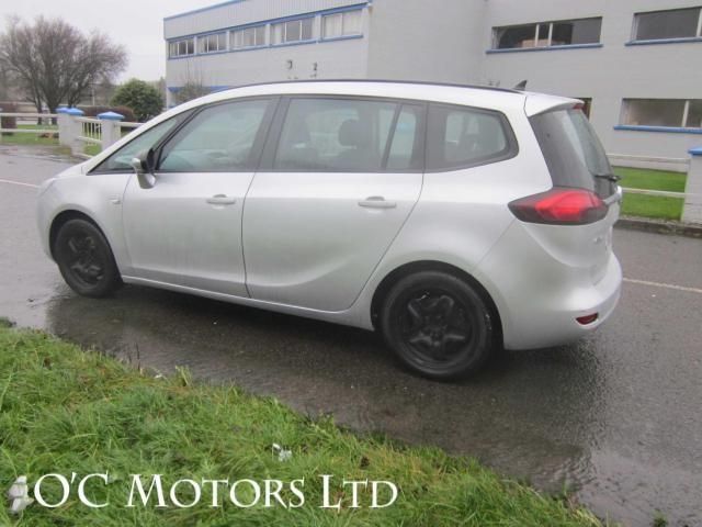 2012 Vauxhall Zafira Tourer - Image 7