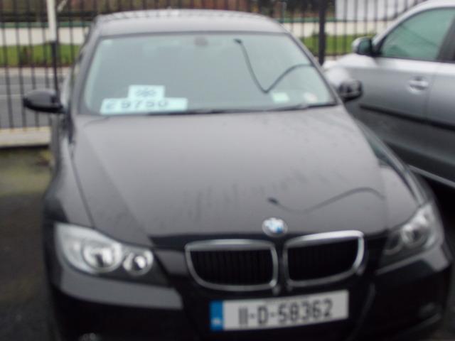 2011 BMW 3 Series 320 (E90) D ES 4DR