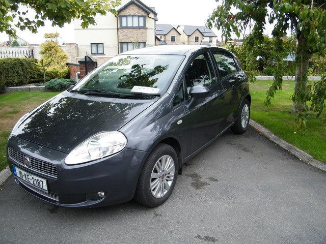 2010 Fiat Grande Punto 1.2  GRANDE