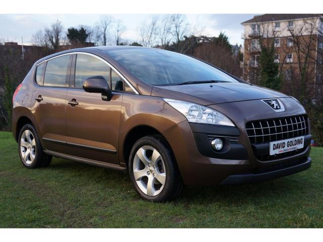 2013 Peugeot 3008 1.6 Diesel