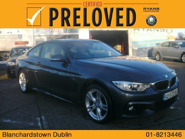 2014 BMW 4 Series 420D XDRIVE MSPORT 2DR