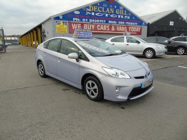 2014 Toyota Prius 1.8 Petrol