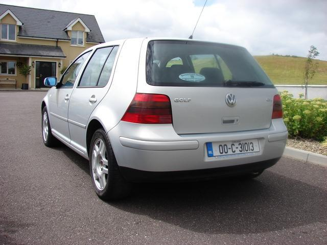 2000 Volkswagen Golf - Image 3