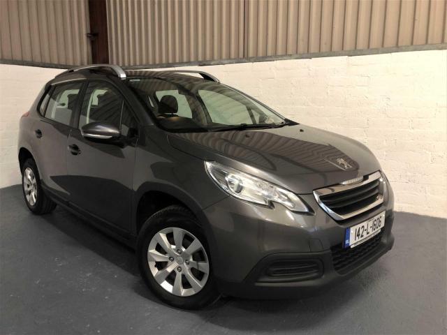 2014 Peugeot 2008 1.4 Diesel