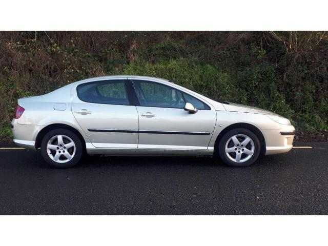 2007 Peugeot 407 ST 1.6 HDI Solaire