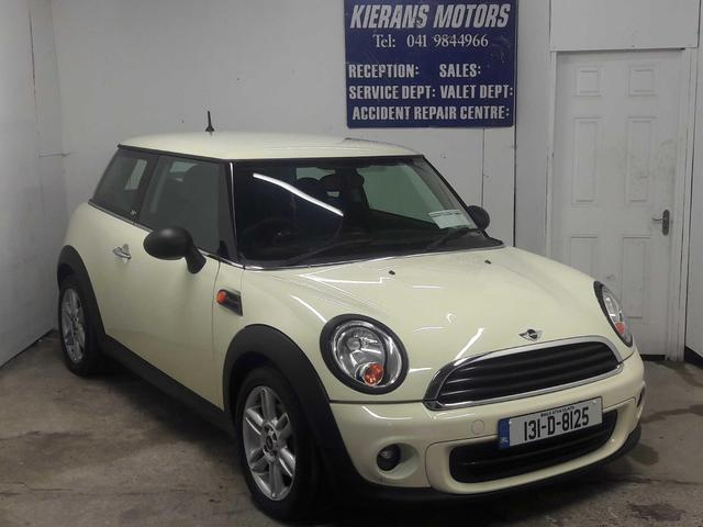 2013 Mini First 1.6 Petrol