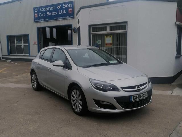 2013 Opel Astra SC 1.4I 16V 5DR