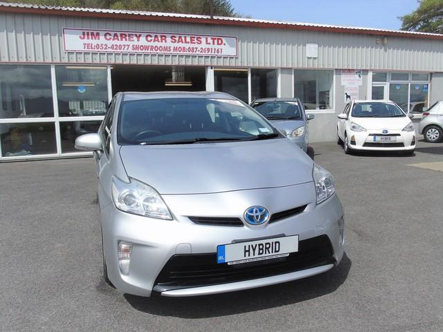 2013 Toyota Prius hybrid