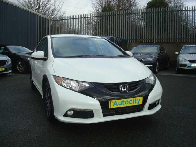 2014 Honda Civic 1.6I Dtec SE Plus(dab/prem Audio) 5