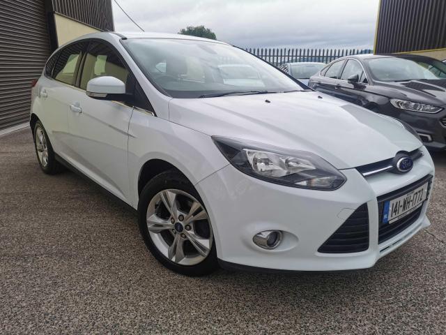 2014 Ford Focus 1.6 Diesel