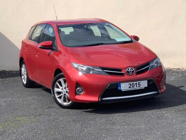 2015 Toyota Auris 1.6 V-MATIC SR