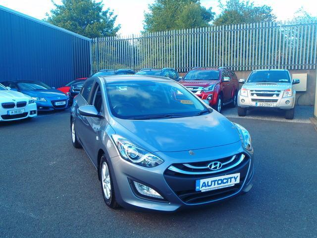 2015 Hyundai i30 ACTIVE 100PS