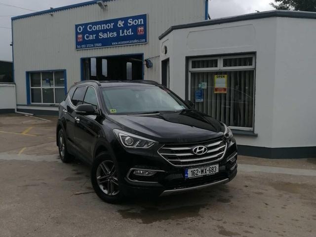 2016 Hyundai Santa-Fe 2.2 Diesel