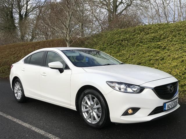 2014 Mazda Mazda6 2.2 Diesel