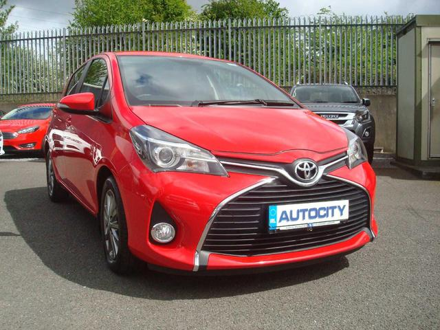 2016 Toyota Yaris 1.4 D-4D ICON