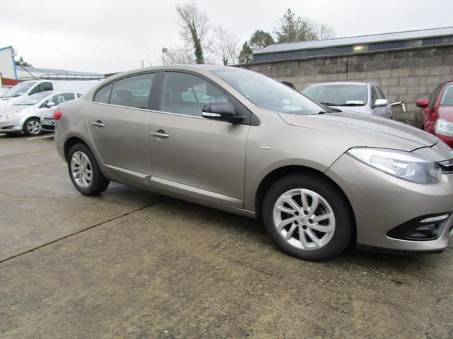 2015 Renault Fluence 1.5 DCI 110 LIMITED