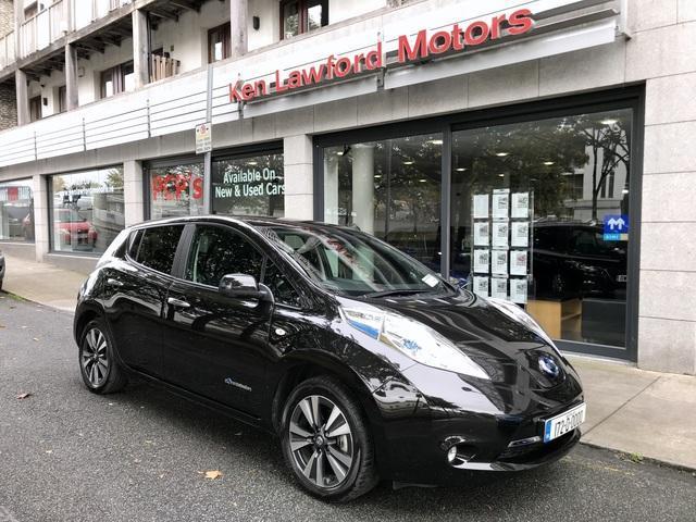 2017 Nissan Leaf 30KW TEKNA