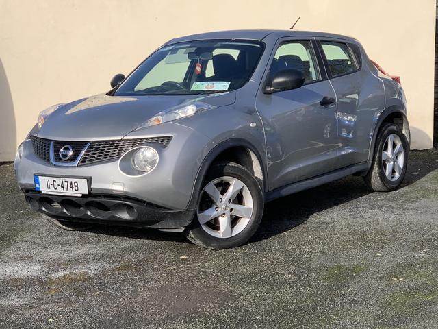2011 Nissan Juke 1.5 DCI XE