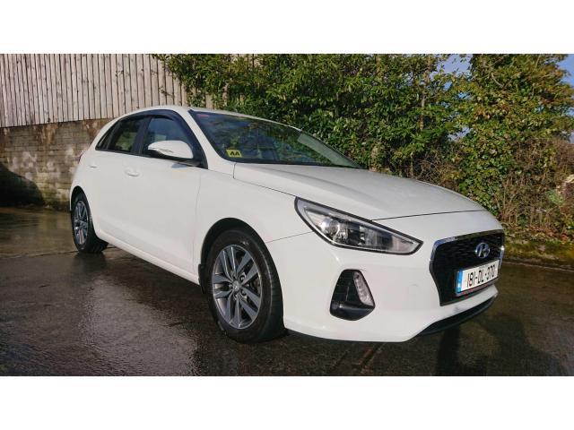 2018 Hyundai i30 i 30 Deluxe 5DR **€71 Per Week**