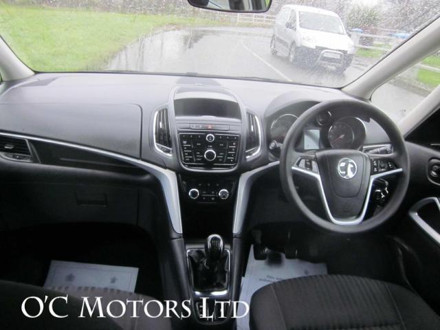 2012 Vauxhall Zafira Tourer - Image 11