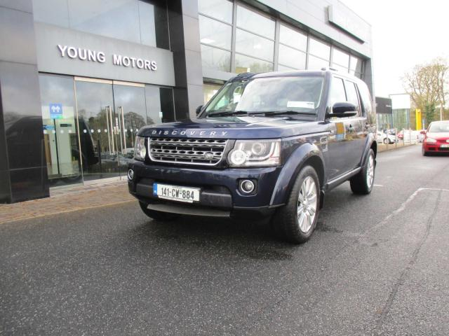 2014 Land Rover Discovery 3.0 Diesel