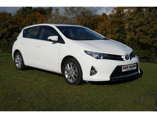 2014 Toyota Auris 1.3 Petrol