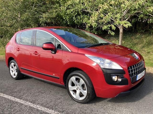 2011 Peugeot 3008 1.6 Diesel