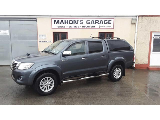 2014 Toyota Hilux Invincible SOLD SOLD