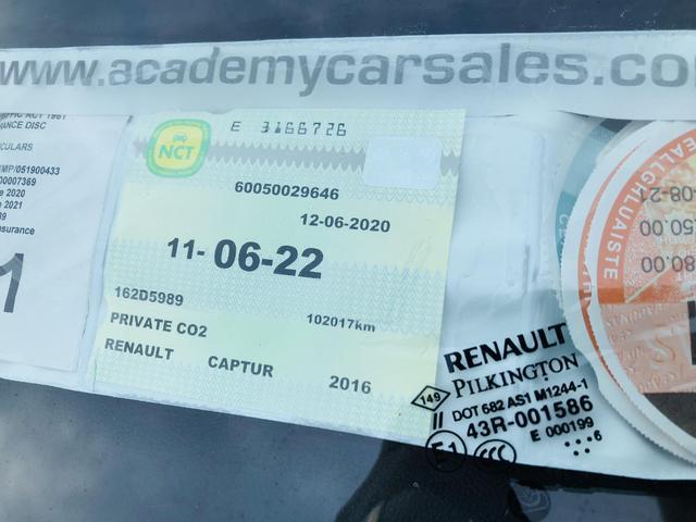 2016 Renault Captur - Image 5