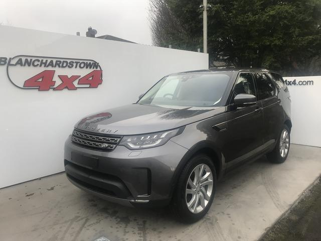 2019 Land Rover Discovery 3.0 Diesel