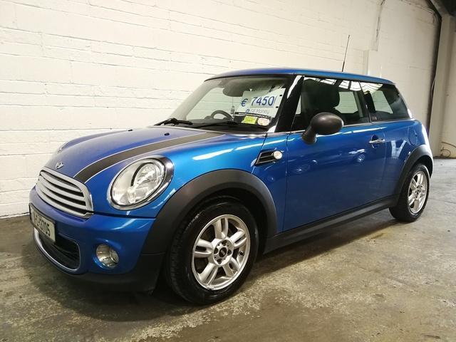 2011 Mini One 1.6 Petrol