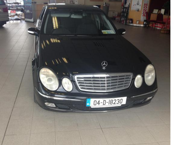 2004 Mercedes-Benz E 320 3.2 Petrol