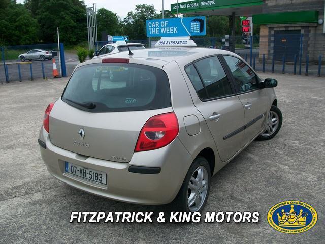 2007 Renault Clio - Image 6