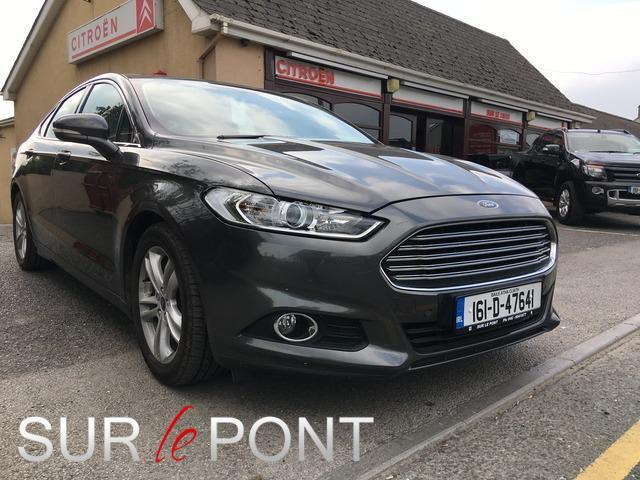 2016 Ford Mondeo 1.5 TDCI ZETEC 120PS