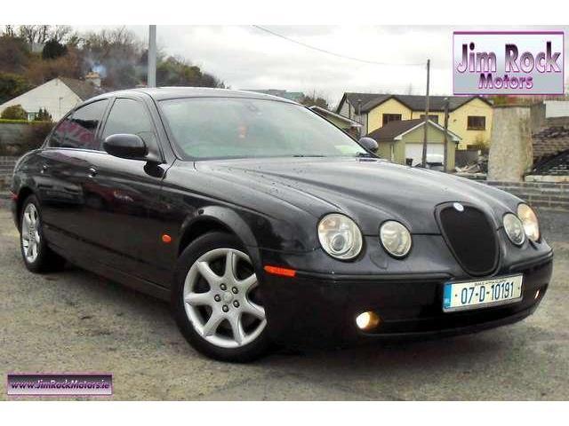 2007 Jaguar S-Type 2.7 Diesel