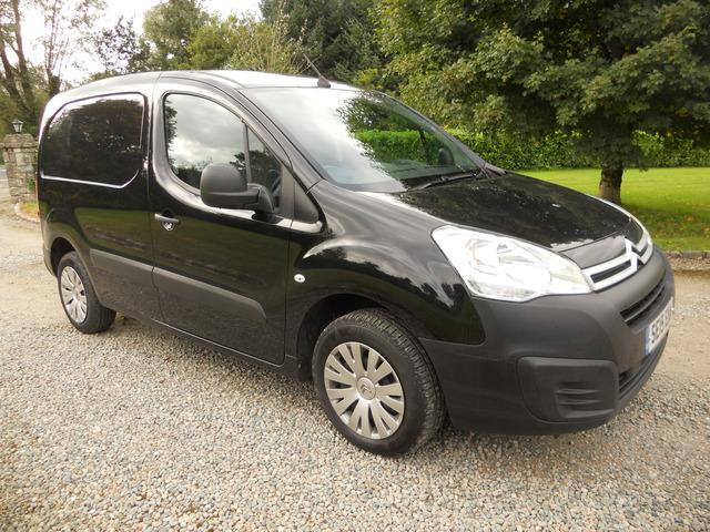 2015 Citroen Berlingo 1.6 HDI 75HP