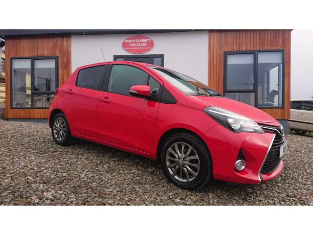 2016 Toyota Yaris 1.33 VVT-i Icon **€46 Per Week**