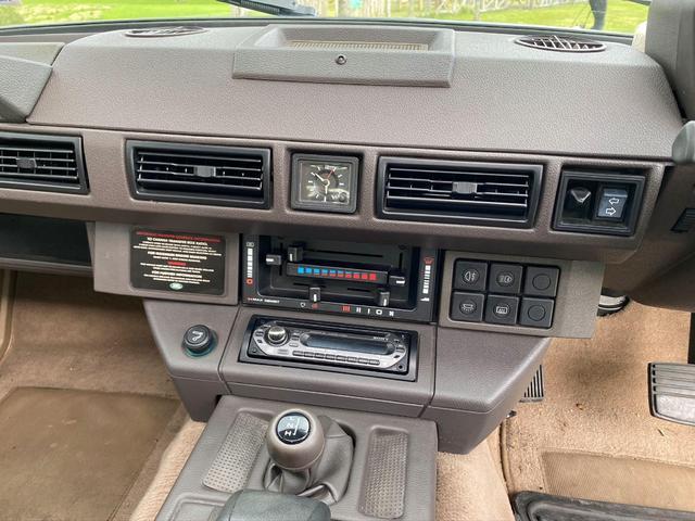 1992 Land Rover Range Rover - Image 32