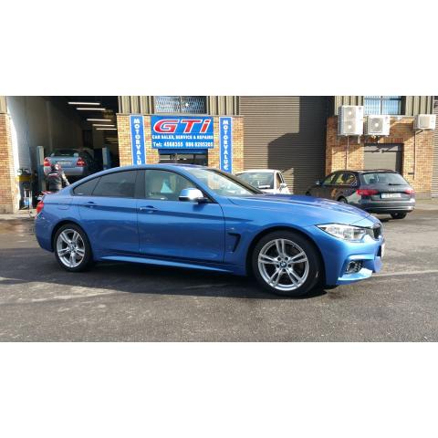 2016 BMW 4 Series - Image 8