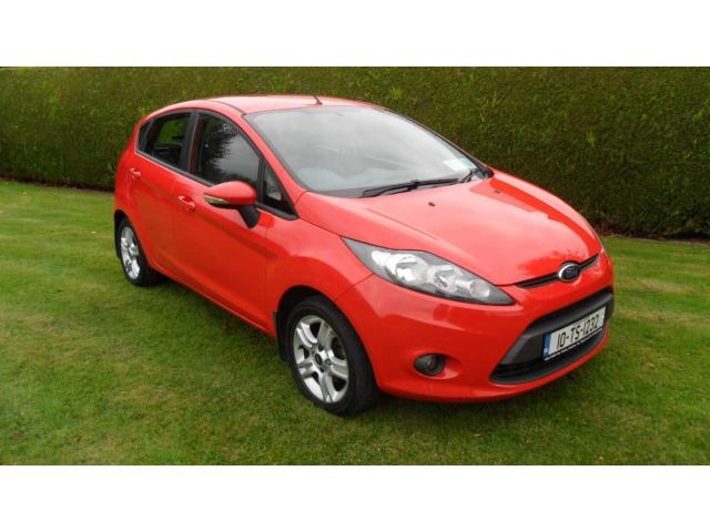 2010 Ford Fiesta 1.25 82 PS Style