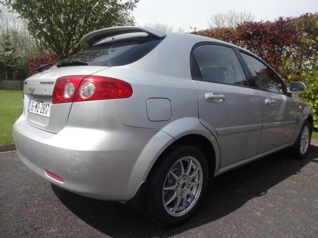 2006 Chevrolet Lacetti 1.4 Petrol