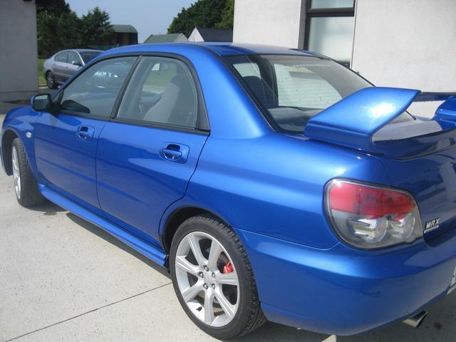 2006 Subaru Impreza - Image 4