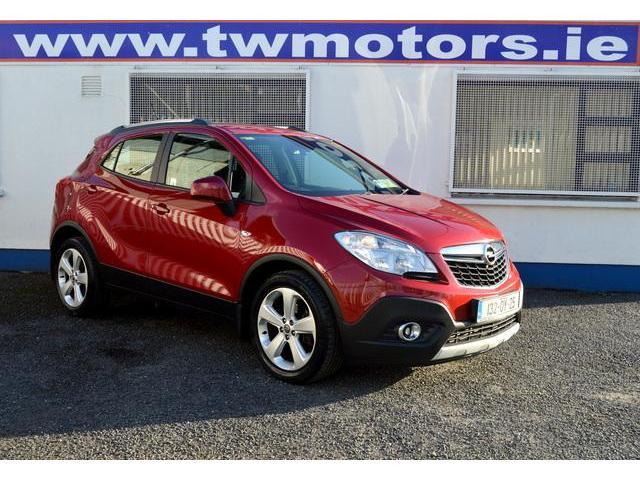 2013 Opel Mokka 1.7 CDTI SC 130PS