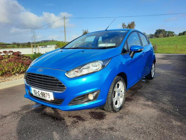 2015 Ford Fiesta - Image 1