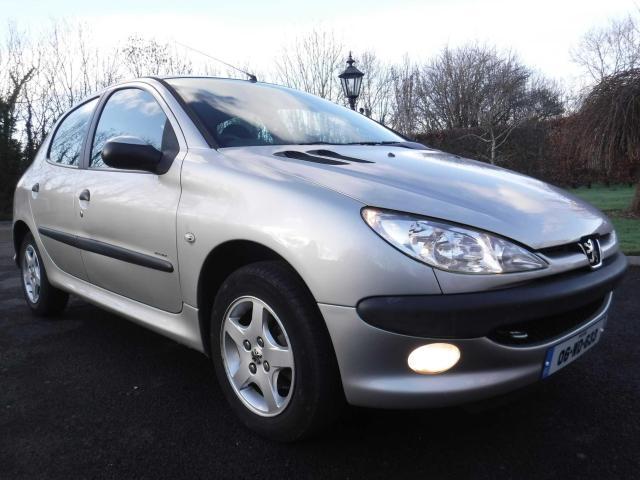 2006 Peugeot 206 1.4 Petrol
