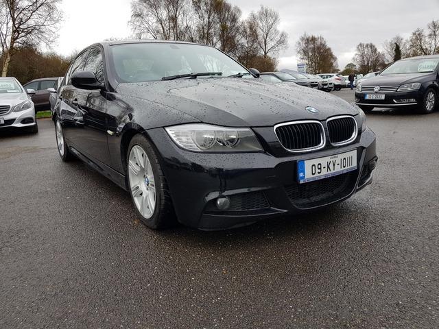 2009 BMW 3 Series 318D M SPORT