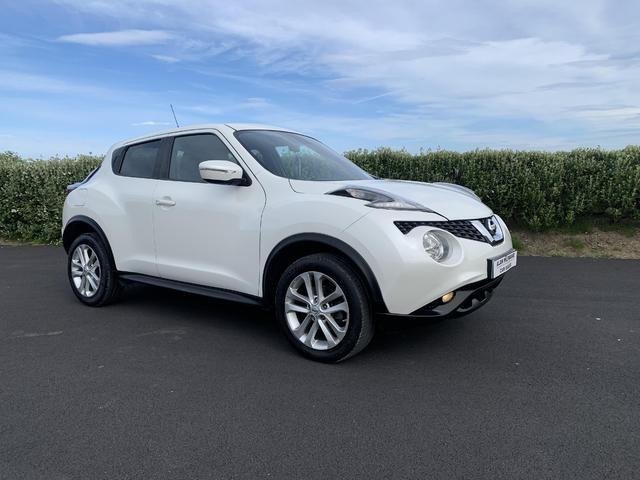 2015 Nissan Juke 1.2 Petrol
