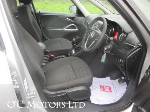 2012 Vauxhall Zafira Tourer - Image 14