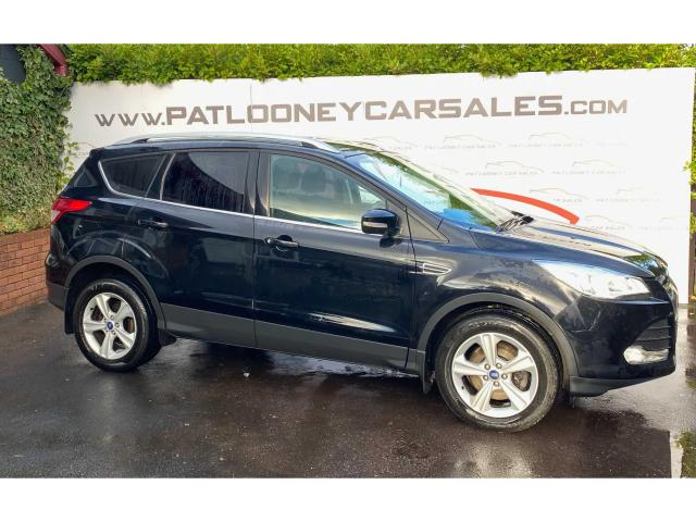 2014 Ford Kuga 2.0TDCI 140PS Zetec 2WD